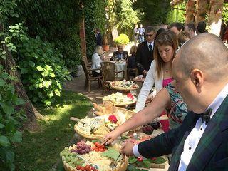 Le nozze di Tatiana e Alistair 1