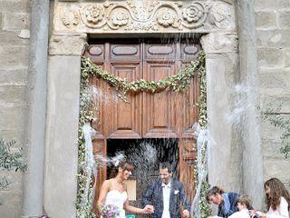 Le nozze di Maurizia e Francesco 1