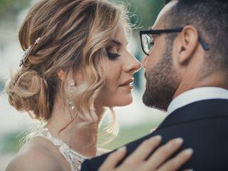 Le nozze di Alessia e Ponziano