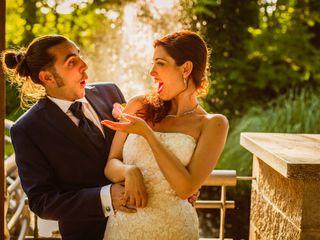 Le nozze di Stefania e Jacopo