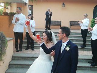 Le nozze di Vanessa  e Valerio