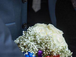 Le nozze di Esteban e Michele 1