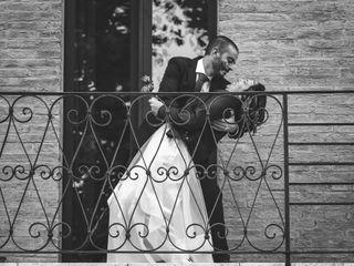 Le nozze di Samantha e Michelangelo