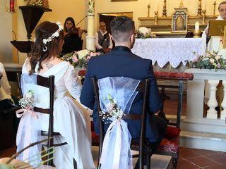 Le nozze di Sara e Riccardo  1