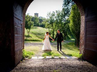 Le nozze di Stefano e Simona