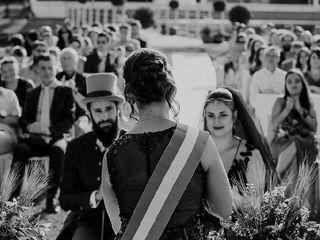 Le nozze di Erica  e Antonio  1