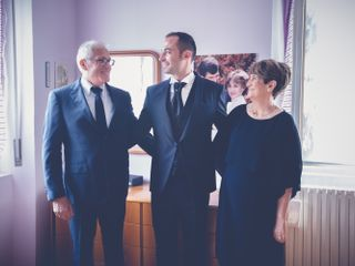 Le nozze di Antonella e Claudio 1