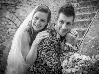 Le nozze di Andreea e Andrea