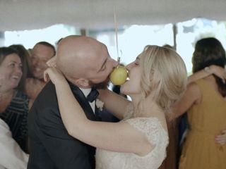 Le nozze di Daniela e Omar