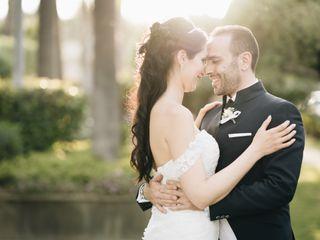 Le nozze di Carmelo e Ornella