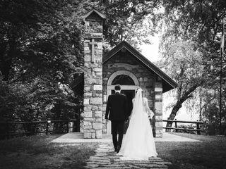 Le nozze di Alessia e Josè