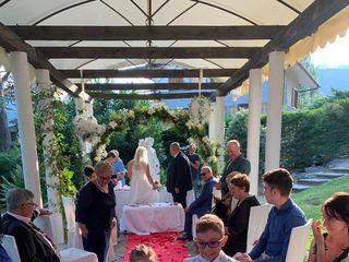 Le nozze di Giancarlo Putzu e Liliana Groholea 1