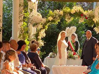 Le nozze di Giancarlo Putzu e Liliana Groholea 3