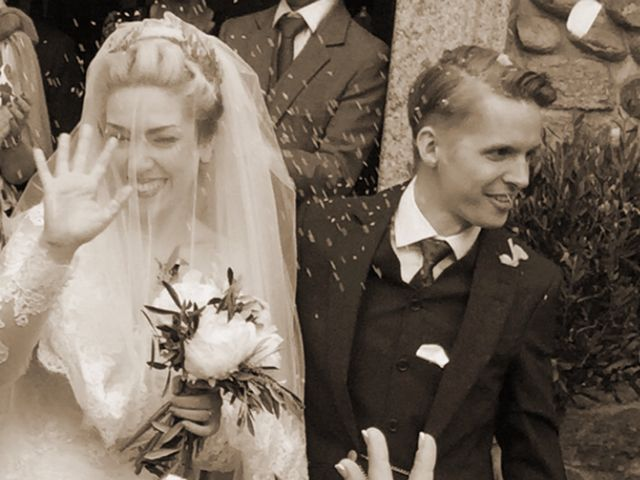 Le nozze di Tatiana e Alistair