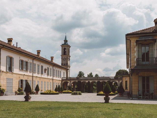 Il matrimonio di Matteo e Ilaria a Agrate Brianza, Monza e Brianza 1