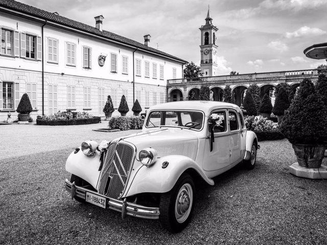 Il matrimonio di Matteo e Ilaria a Agrate Brianza, Monza e Brianza 10
