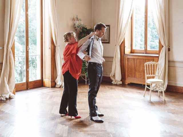 Il matrimonio di Matteo e Ilaria a Agrate Brianza, Monza e Brianza 17
