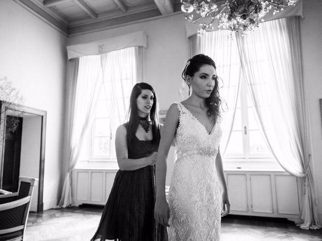 Il matrimonio di Matteo e Ilaria a Agrate Brianza, Monza e Brianza 33