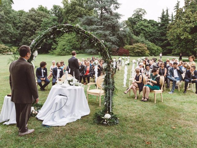 Il matrimonio di Matteo e Ilaria a Agrate Brianza, Monza e Brianza 47