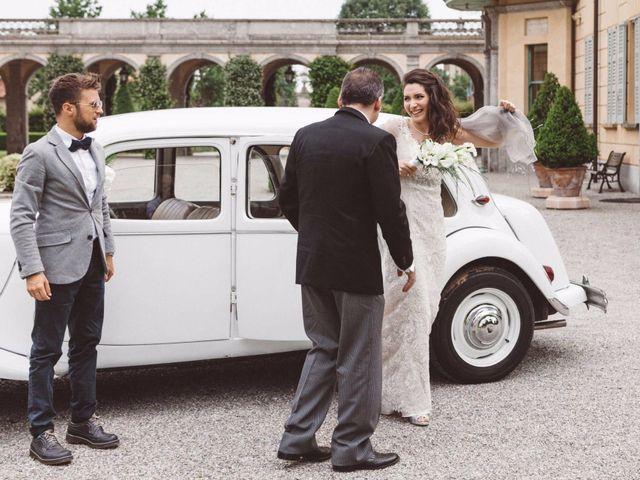 Il matrimonio di Matteo e Ilaria a Agrate Brianza, Monza e Brianza 50