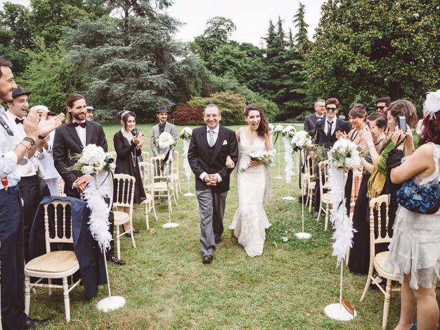 Il matrimonio di Matteo e Ilaria a Agrate Brianza, Monza e Brianza 52