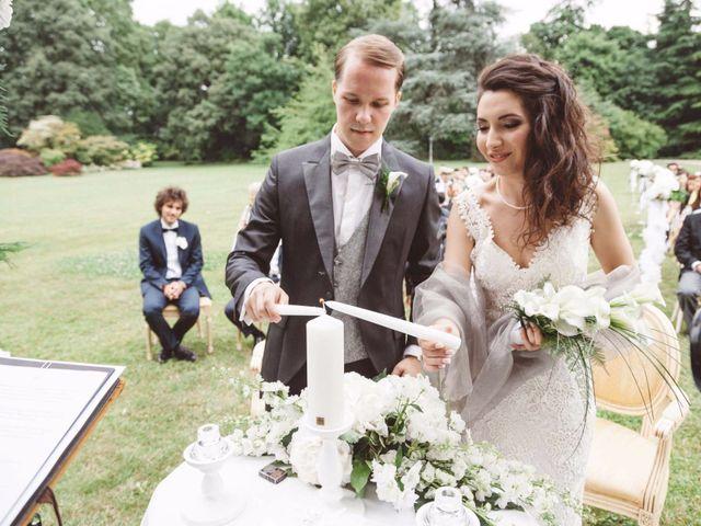 Il matrimonio di Matteo e Ilaria a Agrate Brianza, Monza e Brianza 55