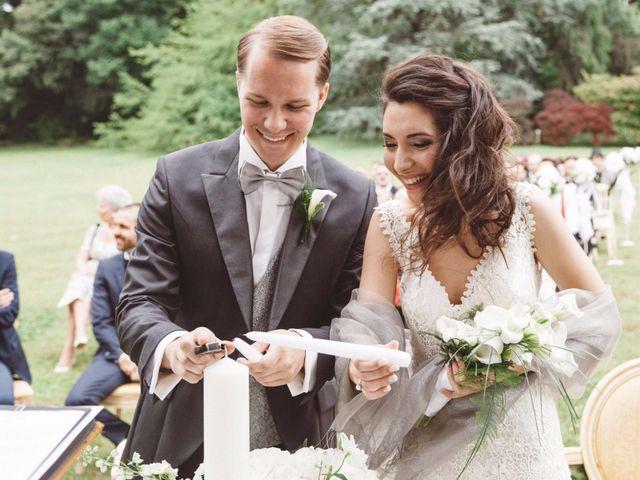 Il matrimonio di Matteo e Ilaria a Agrate Brianza, Monza e Brianza 56