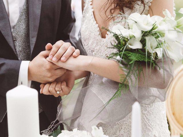 Il matrimonio di Matteo e Ilaria a Agrate Brianza, Monza e Brianza 59