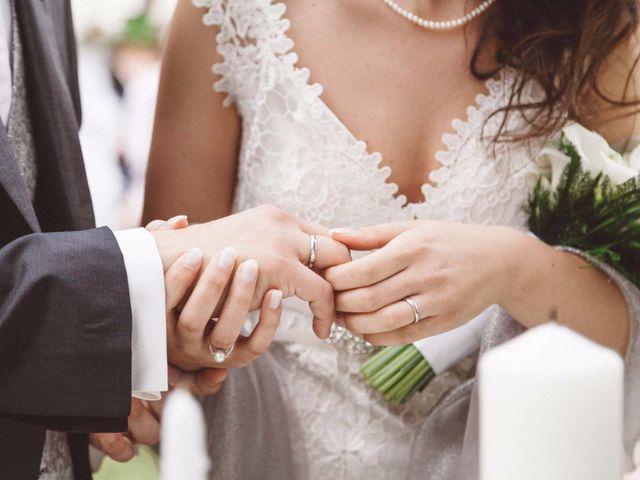 Il matrimonio di Matteo e Ilaria a Agrate Brianza, Monza e Brianza 61