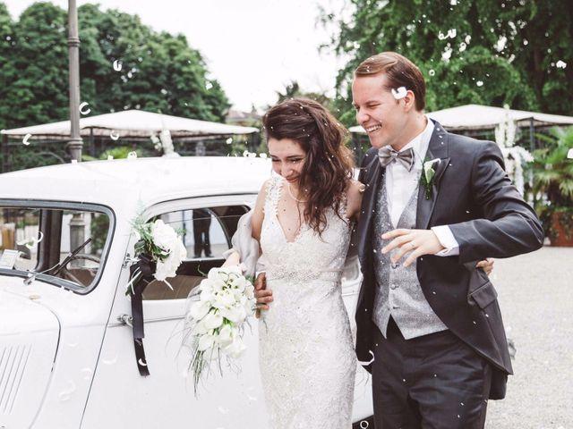 Il matrimonio di Matteo e Ilaria a Agrate Brianza, Monza e Brianza 68