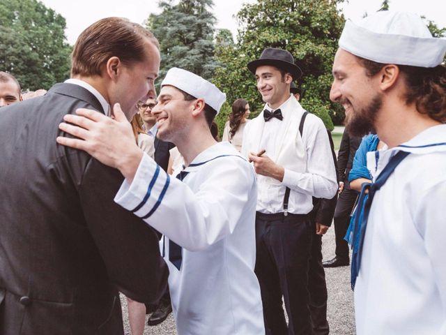 Il matrimonio di Matteo e Ilaria a Agrate Brianza, Monza e Brianza 74