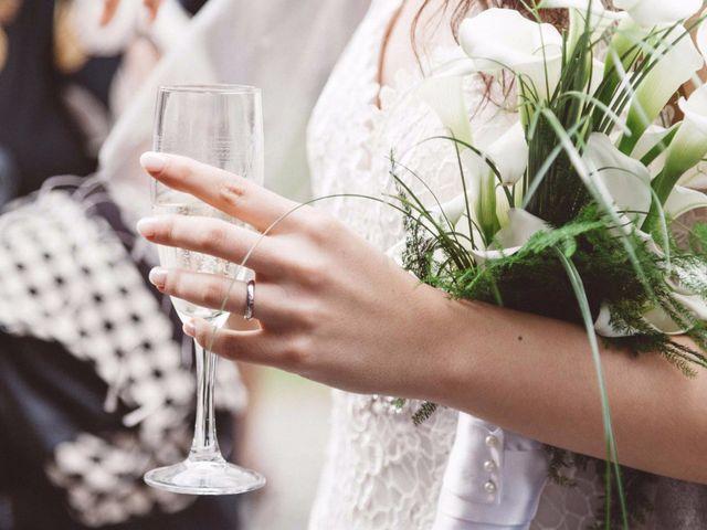 Il matrimonio di Matteo e Ilaria a Agrate Brianza, Monza e Brianza 76