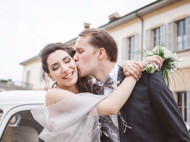 Il matrimonio di Matteo e Ilaria a Agrate Brianza, Monza e Brianza 78