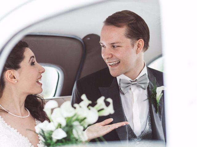 Il matrimonio di Matteo e Ilaria a Agrate Brianza, Monza e Brianza 80