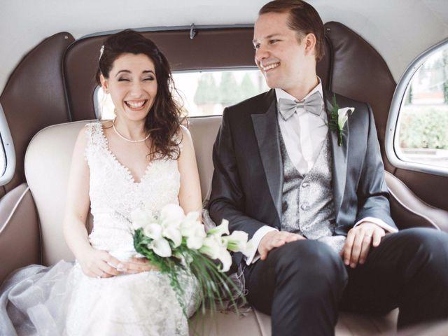 Il matrimonio di Matteo e Ilaria a Agrate Brianza, Monza e Brianza 81