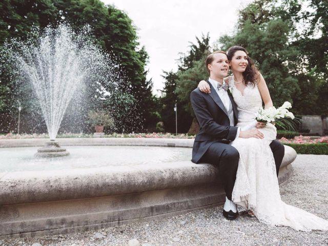 Il matrimonio di Matteo e Ilaria a Agrate Brianza, Monza e Brianza 82