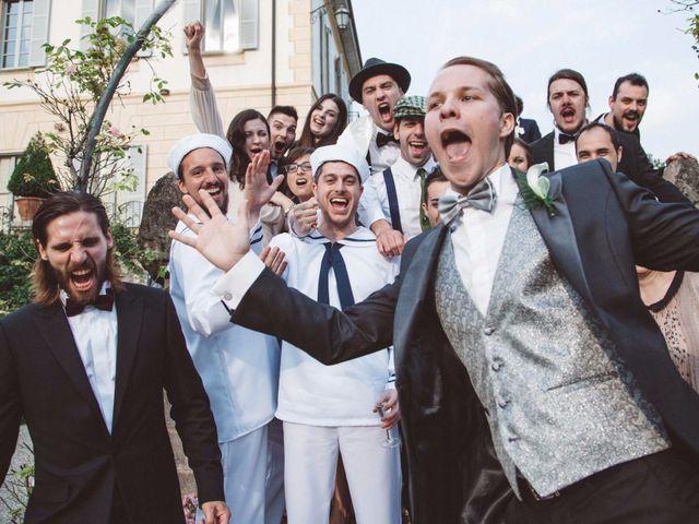 Il matrimonio di Matteo e Ilaria a Agrate Brianza, Monza e Brianza 85