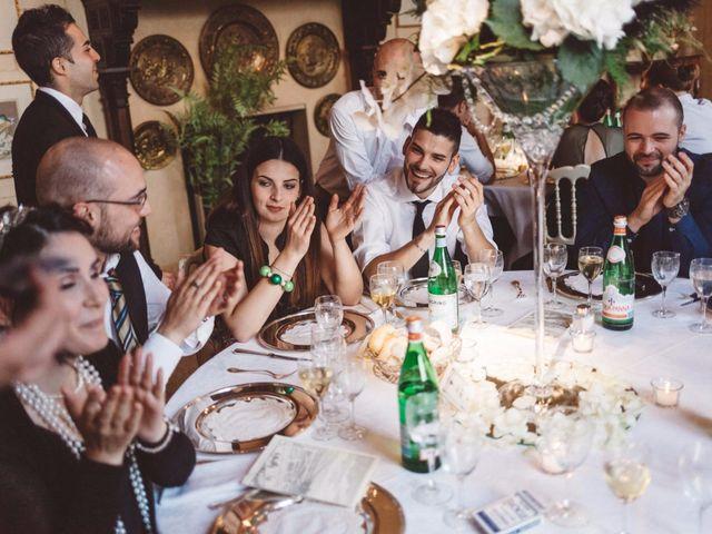 Il matrimonio di Matteo e Ilaria a Agrate Brianza, Monza e Brianza 100