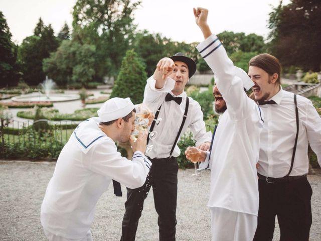 Il matrimonio di Matteo e Ilaria a Agrate Brianza, Monza e Brianza 103