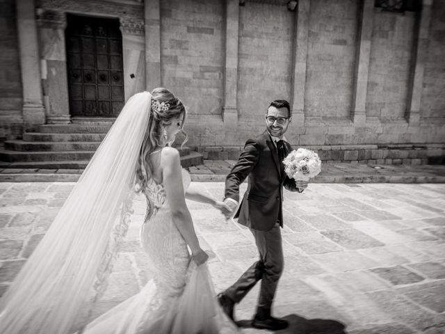 Il matrimonio di Ponziano e Alessia a Troia, Foggia 13