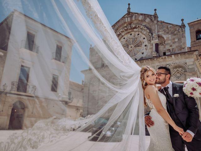 Il matrimonio di Ponziano e Alessia a Troia, Foggia 14