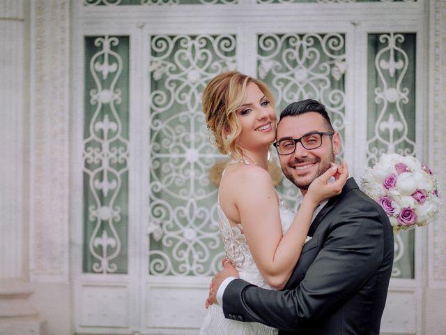 Il matrimonio di Ponziano e Alessia a Troia, Foggia 21