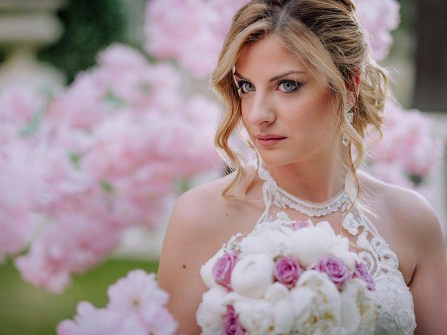 Il matrimonio di Ponziano e Alessia a Troia, Foggia 22