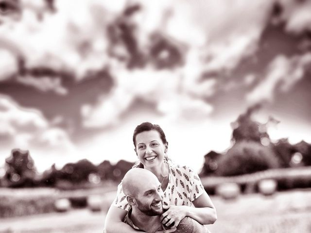 Il matrimonio di Luca e Stefania a Paderno Franciacorta, Brescia 8