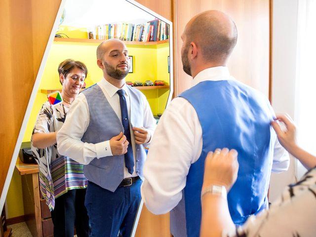 Il matrimonio di Luca e Stefania a Paderno Franciacorta, Brescia 12