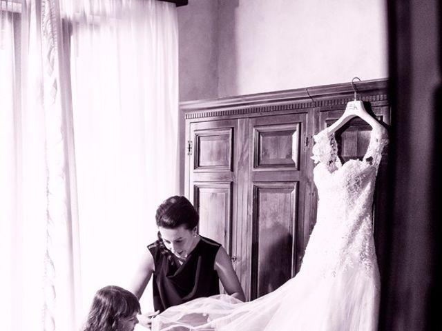 Il matrimonio di Luca e Stefania a Paderno Franciacorta, Brescia 18