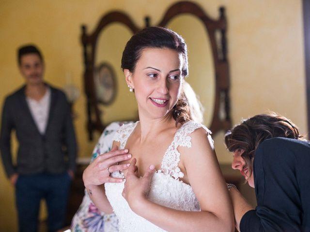 Il matrimonio di Luca e Stefania a Paderno Franciacorta, Brescia 20