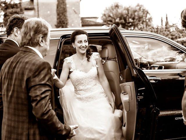 Il matrimonio di Luca e Stefania a Paderno Franciacorta, Brescia 35