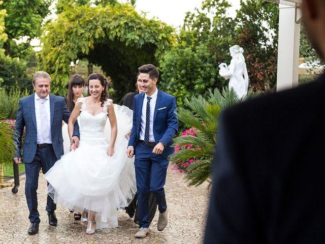 Il matrimonio di Luca e Stefania a Paderno Franciacorta, Brescia 36
