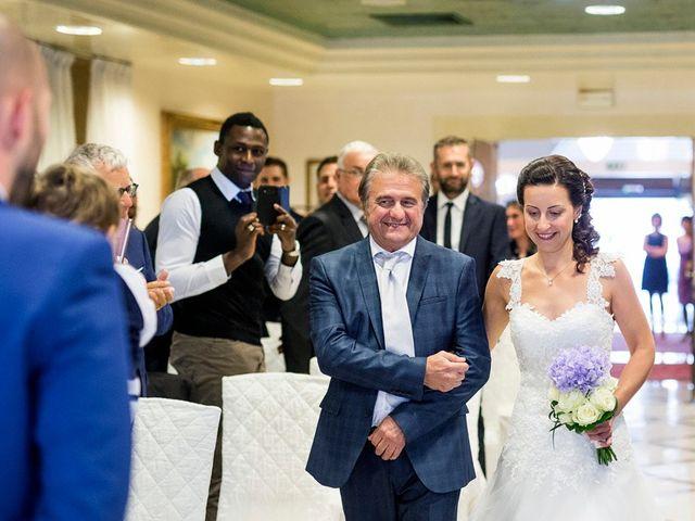 Il matrimonio di Luca e Stefania a Paderno Franciacorta, Brescia 41